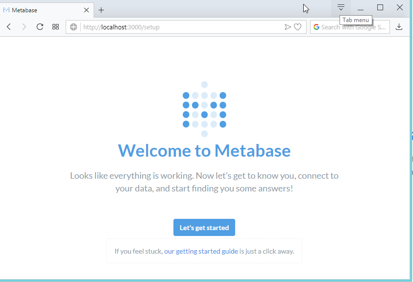 Metabase with ADempiere/iDempiere Dashboard PanelLogilite